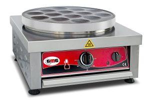 Das Profigerät: der GMG Pancake Maker PC-E 40