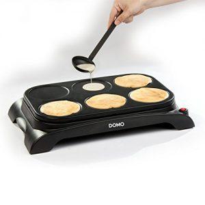 Der elektrische Pancake Maker kann auch als Party-Wok genutzt werden.